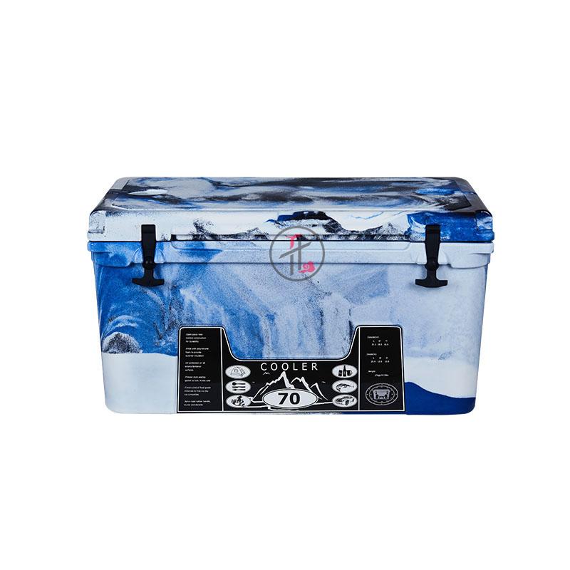 70L 迷彩 冷藏箱