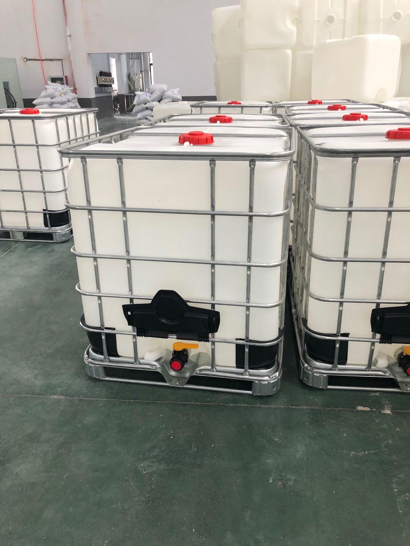 全新加厚IBC吨桶集装桶大号储水桶化工桶柴油桶1000L