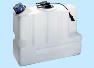 北京滚塑尿素箱模具