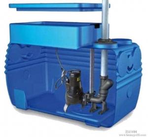 滚塑污水提升器外壳模具