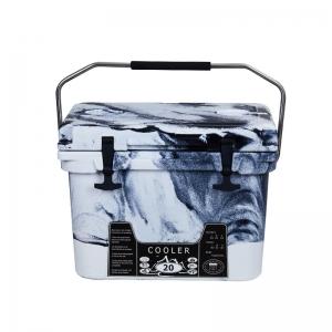 20L 迷彩黑白 冷藏箱