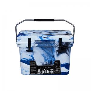 20L 迷彩蓝 冷藏箱