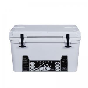 45L 白色冷藏箱