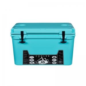 45L 海洋绿 冷藏箱 车载 野钓