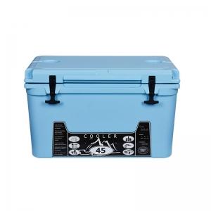 45L 蓝色 冷藏箱