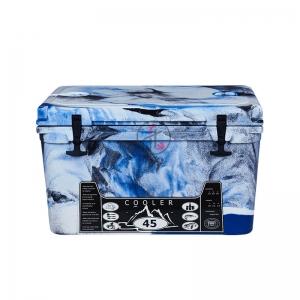 吴江45L 迷彩蓝 冷藏箱