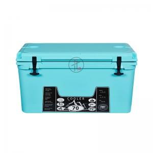 吴江70L 海洋绿 冷藏箱